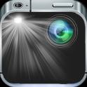 Flash de la cámara de alta def