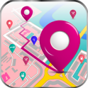 GPS Live Route Finder –Driving Maps Earth locator