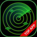 UFO Radar Simulación