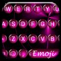 Spheres Pink Emoji Teclado
