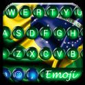 Brazil Spheres Emoji Teclado
