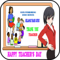 Teacher's Day Greeting Cards