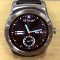 World Clock Analog Watch Face