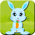 Kids Game-Crazy Bunny Veggie
