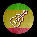 Guitar Jam Track - Reggae