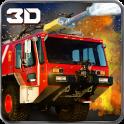 911 Rettungs-Löschfahrzeug Sim
