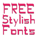 Stylish Fonts for FlipFont