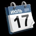 Календарь в строке состояния