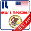 Illinois Newspapers : Official