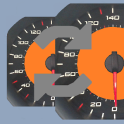 km/h vs. MPH SpeedSter D2
