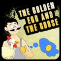 Golden Egg goose Story Book