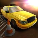 Modern Taxi School Parking 3D