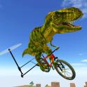 Flying Dinosaur Race Simulator
