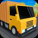 Cube Garbage Truck Simulator