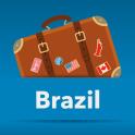 Brazil offline map