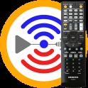 Remote for Onkyo AV Receivers & Smart TV/Blu-Ray