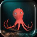 Funny Octopus Live Wallpaper