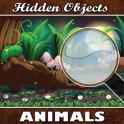 Hidden Objects Jungle Animals