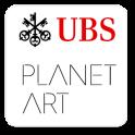 UBS Planet Art