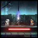Dark Force Laser