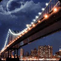 3D City Night