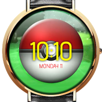 Go Balls Watch Face Animated!