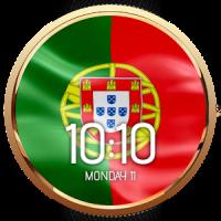 Portugal Flag Anim WatchFace