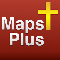2615 Bible Maps with Study