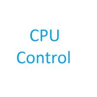 CPU Control