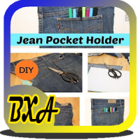 DIY Recycled Jeans-Ideen