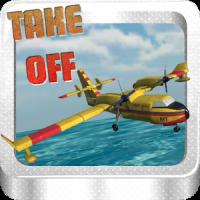 Free Flight Simulator Takeoff