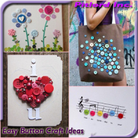 Easy Button Craft Ideas