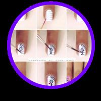 Nails art design collection
