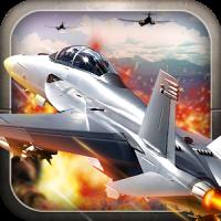 スカイパイロット3Dストライク戦闘機