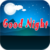 Good Night Greeting Cards