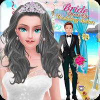 novia vestir salón de bodas