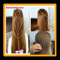 Little Girl Hair Model
