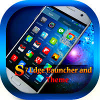 S7 Edge Theme and Launcher