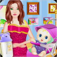 Baby Birth Girls Games