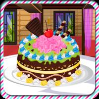케이크 장식