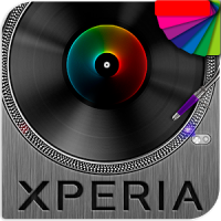 Animated theme for Xperia - DJ