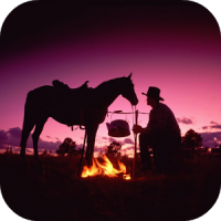 Cowboy Dress Photo Maker