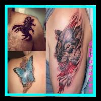 Tatto 3D designs