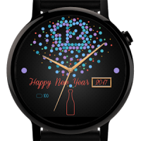 Spin the Bottle Watch Face + Mini Game