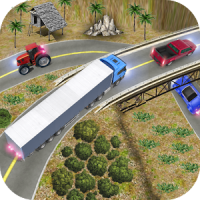 Lorry Truck Driver Cargo Free