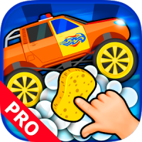 Car Detailing Game for Kid Pro