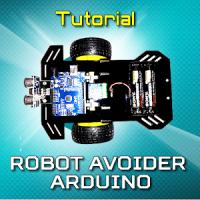 Tutorial Robot Avoider Arduino