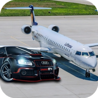 Airplane Car Transporter Drive 2018