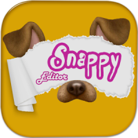 Snappy photo filters-Stickers