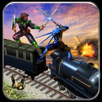 Subway Train Run & Ninja Warrior